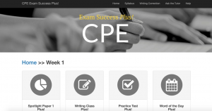 CPE Exam Success Plus!